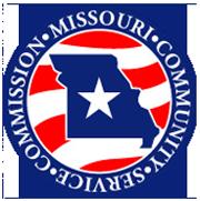 Missouri Community Service Commission Logo